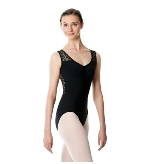 Lulli LUF463 Tank Performance Leotard Phyllis