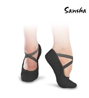 Sansha Entrechat #8C - Black