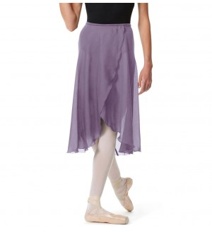 Calla CAL149 Knee Length Georgette Ballet Skirt Renee