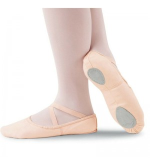 Capezio Cobra Canvas Ballet Slipper - 2030
