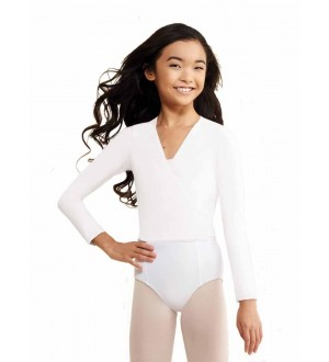 Capezio Wrap Top - TC0010C - Child