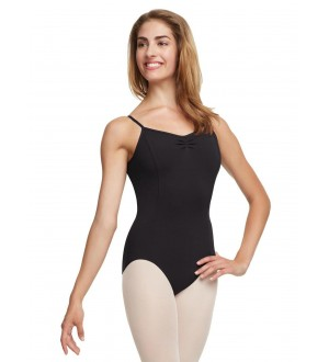 Capezio Tactel Pinch Front Leotard - TC0052W