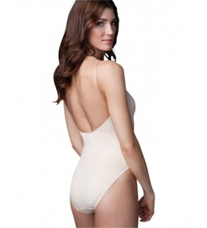 Capezio Camisole Leotard with Clear Transition Straps - 3532