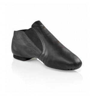 Capezio Split Sole Jazz Ankle Boot - CG05 - Black
