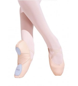 Capezio Leather Juliet Ballet Shoe - 2027