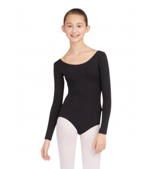 Capezio Long Sleeve Leotard - TB135