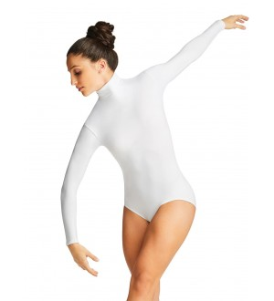 Capezio Turtleneck Long Sleeve Leotard - TB41