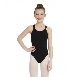 Capezio  Double Strap Camisole Leotard - Child - CC123C