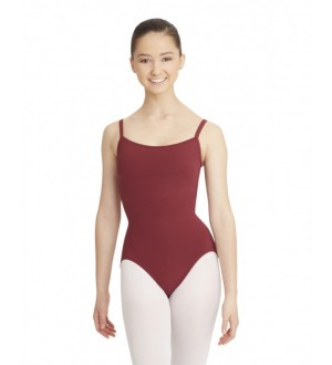 Capezio Camisole Leotard with BraTek - MC110