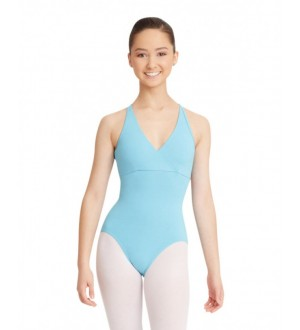 Capezio Mock Halter Leotard - MC300