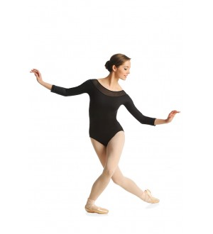 Gaynor Minden Juliet 3/4 Sleeve Leotards