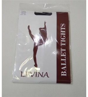Levina LT88 Ballet Footless Tights