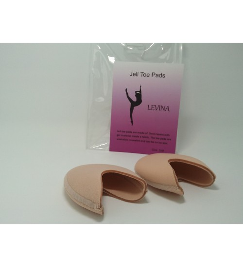 Levina Jell Toe Pad - 3mm layers
