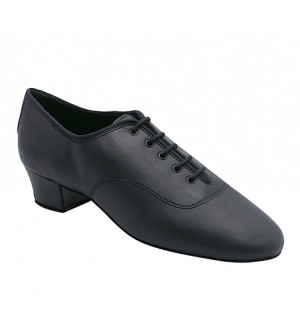 International Dance Shoes MST - Black Calf
