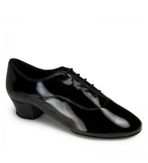International Dance Shoes Rumba - Black Patent