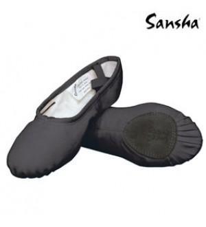 Sansha Entrechat #8L - Black