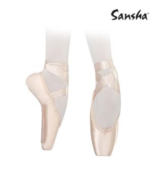 Sansha Soft-toe English #DP802