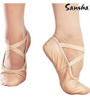 "Sansha ""Entrechat"" #8L/""Pre Star 88L - Pink"
