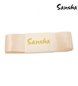 "Sansha ""Pointe shoe ribbon"" #S-SR"