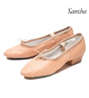 Sansha Leather teacher's PRIMA TE2L