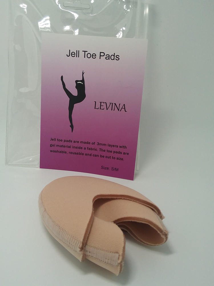 Levina 3mm jell toe pad