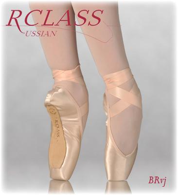 r-class pointe encore pointe shoes