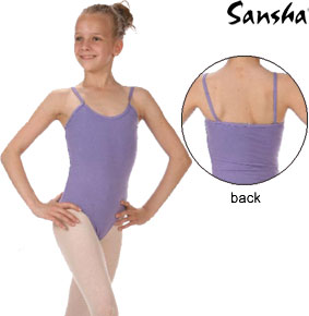 Sansha Eva EF505C kids leotards